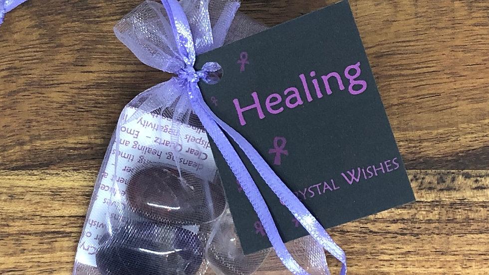 Healing Crystal Wish Kit - LMG Rocks and Crystals