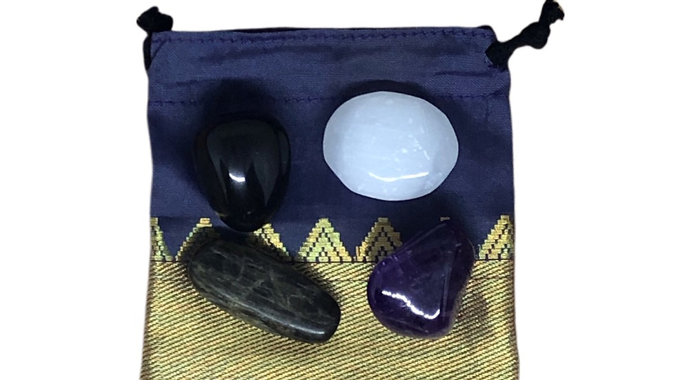 Protection Crystal Set