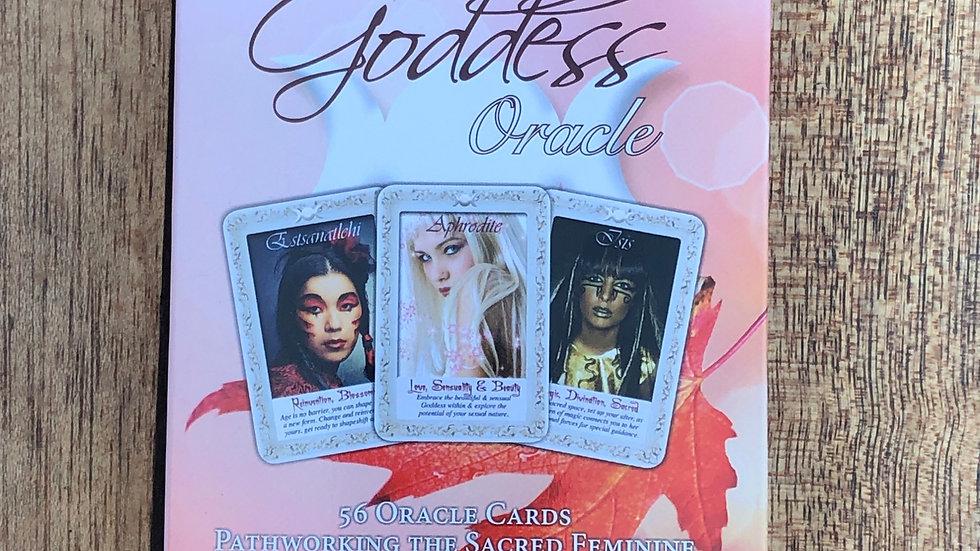 Modern Goddess Oracle Cards