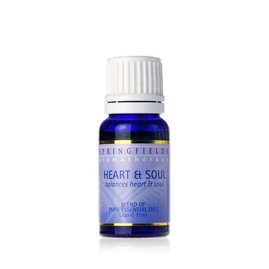 Heart and Soul Springfields Essential Oil Blend 11ml
