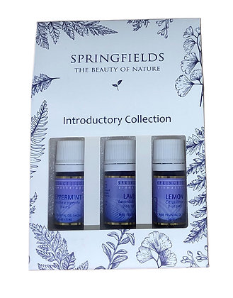Springfields Introductory Collection 3 Pack Essential Oil