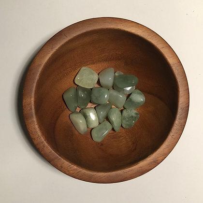 New Jade Tumbled - LMG Rocks and Crystals