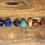 Chakra Tumbled Crystal Set - LMG Rocks and Crystals