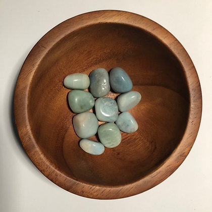 Amazonite Tumbled - LMG Rocks and Crystals