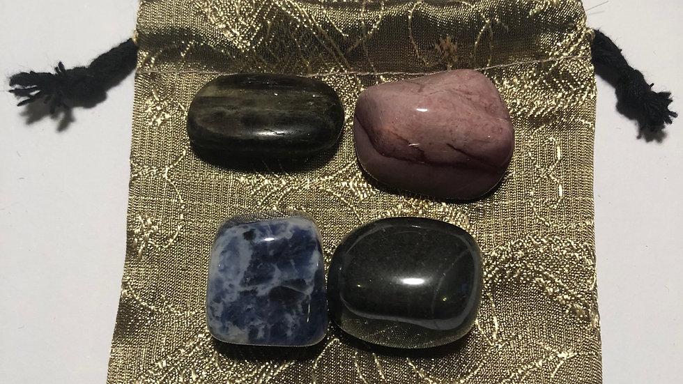 Anxiety Healing Crystal Set
