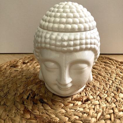 Buddha Soy Wax Candle - Evoking Serenity