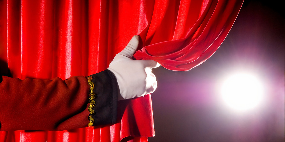 """Театр! Театр? Театр..."""