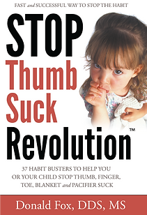 Stop Thumb & Finger Sucking