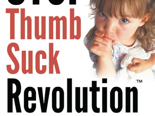 37 Habit Busters to Help You or Your Child Stop Thumb, Finger, Toe, Blanket & Pacifier Suck