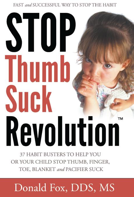 stop thumb suck habit