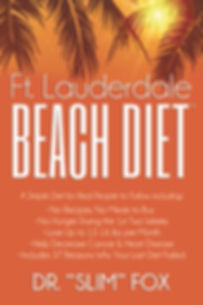 Diet Book - Ft lauderdale Beach