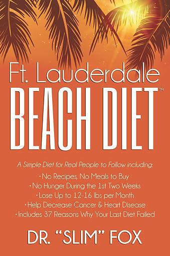 Diet Book - Ft lauderdale Beach