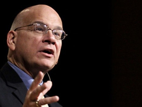 Tim Keller Has Perverted the Gospel to Push Critical Theory