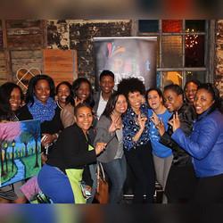 #fbf NY Zetas! The sisterhood. Sorors from AAYZ, SKZ, TGZ, SKZ, KEZ, SNZ, DMZ, representing! Thank y