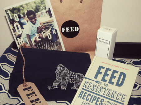 About the FEED Project.