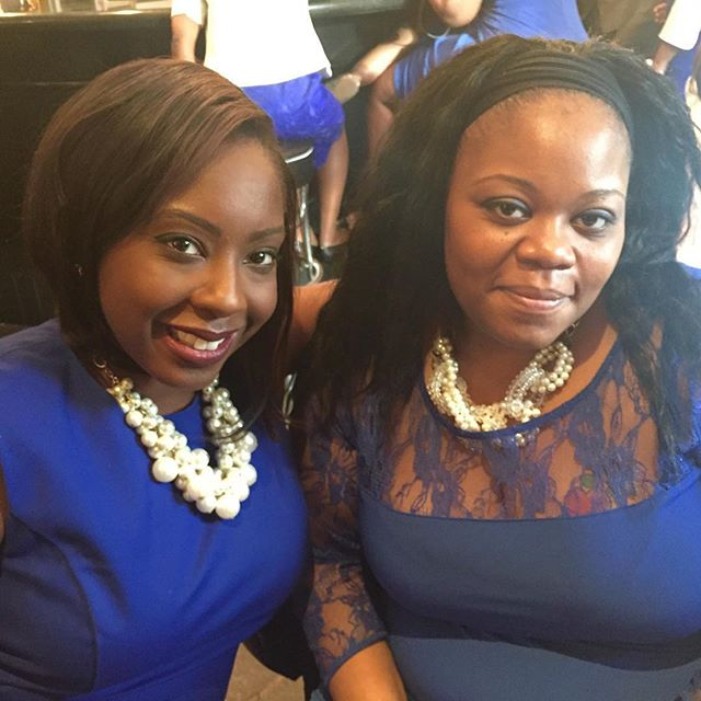 #DowntownNYCZetas #AAYZ #FoundersDayLuncheon #Downstate #J16 #96years #1920 #ZetaPhiBetaSororityInc