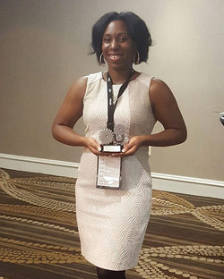 Congrats to our chapter Soror Doniella for being a 2016 NextGen Public Service award finalist honore