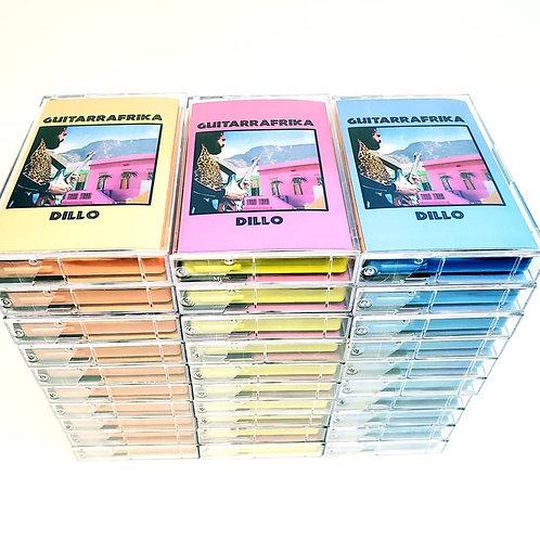 "Dillo - ""GuitarrÁfrika"" cassette"