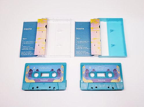 """Insone - """"Figura"""" - cassette"""
