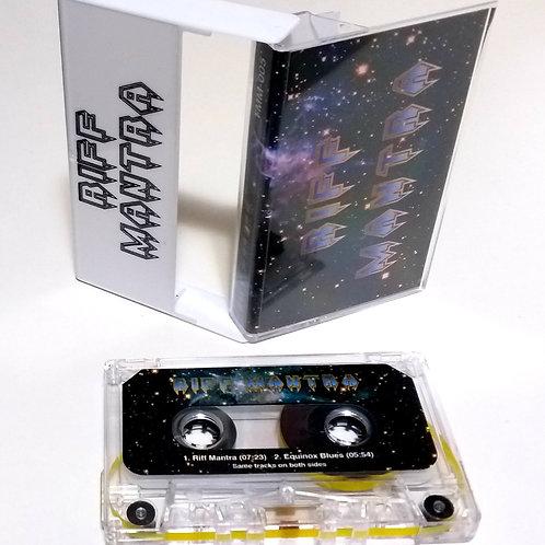 Riff Mantra - fita cassette