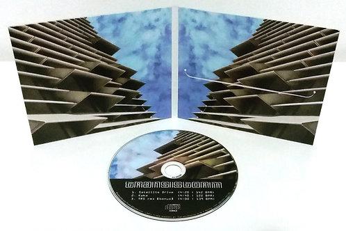 "Transistorm - ""Satellite Drive / Kwka"" - CD (2017)"