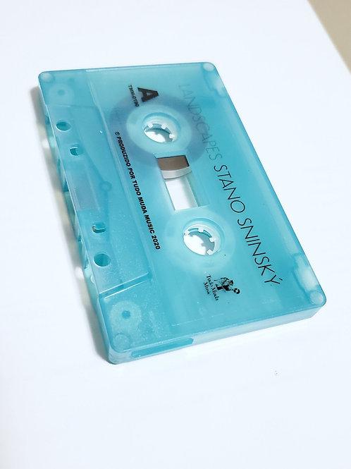 """Stano Sninský - """"Landscapes"""" cassette"""