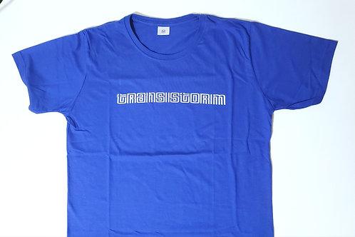 Camiseta Transistorm frente / costas