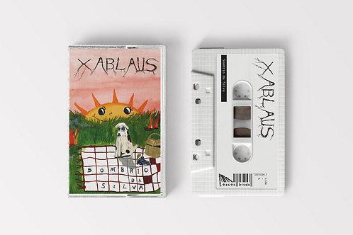 """Sombrio da Silva - """"Xablaus"""" - cassette"""