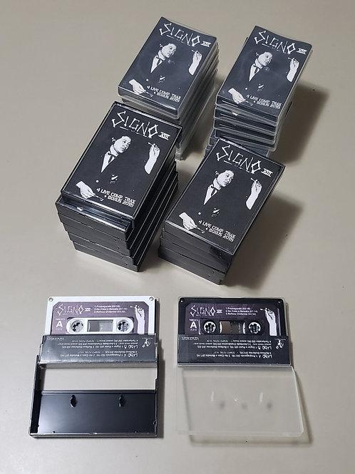 "Signo XIII - ""4 Live Comp. Trax + Bonus 2019"" - cassette"