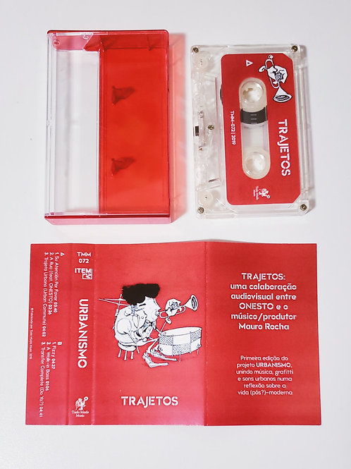 "Urbanismo - ""Trajetos"" - cassette"
