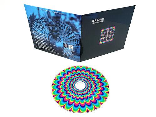 """Ixã Txana - """"Cantos Huni Kuî"""" CD"""