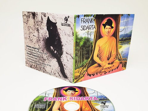"Frank Sidarta - ""I / II"" - CD"