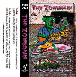 The Zombrain - Surfin' at Bauru River