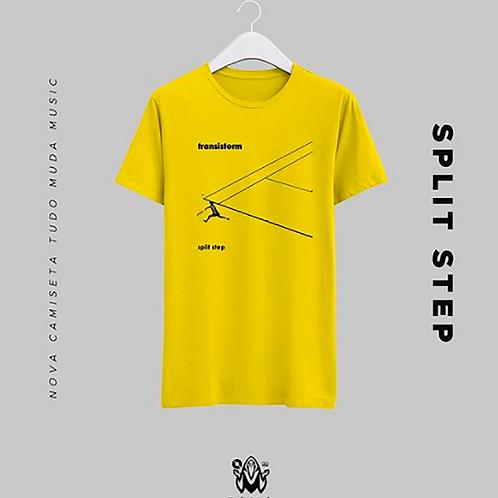 Camiseta Transistorm - preta ou amarela