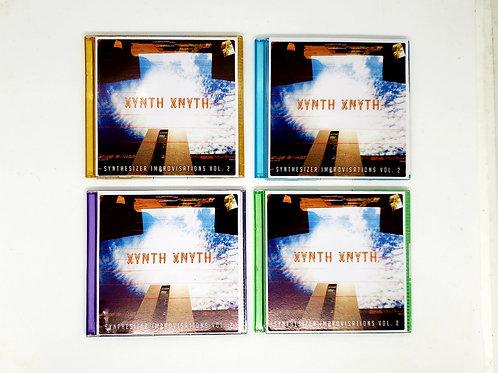 Xynth Xnyth - Synthesizer Improvisations Vol.2 mini CD