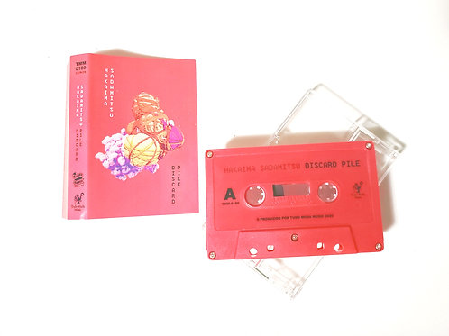 "Hakaima Sadamitsu - ""Discard Pile"" - cassete"