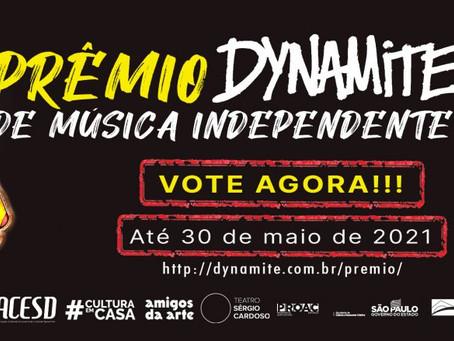 Tudo Muda Music é indicado ao Prêmio Dynamite de Música Independente 2021