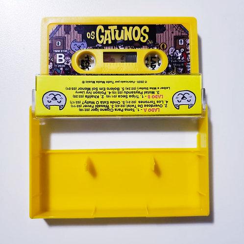 "Os Gatunos - ""Swing Manifesto!"" - cassette"