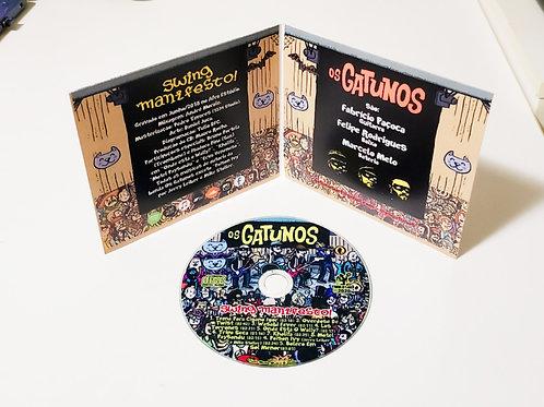 "Os Gatunos - ""Swing Manifesto!"" CD"