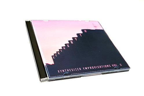 Xynthesizer Ymprovisations Vol. 3 - mini CD