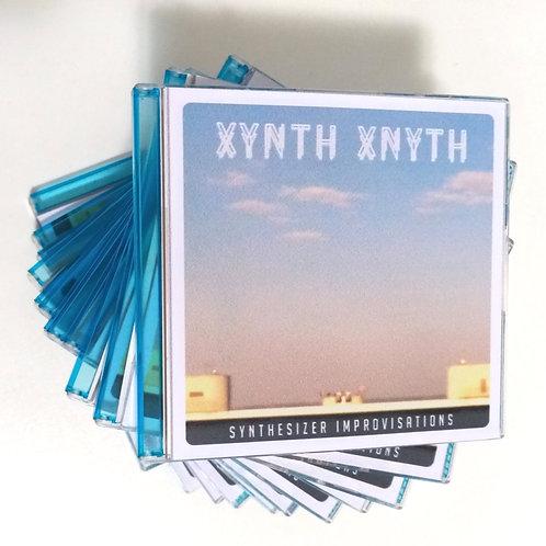 """Xynth Xnyth - """"Synthesizer Improvisations"""" - Mini CD"""