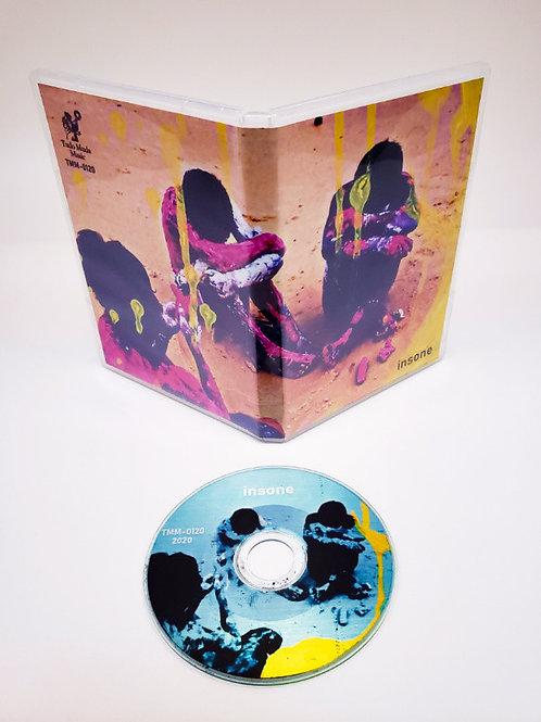 """Insone - """"Figura"""" - mini CD"""