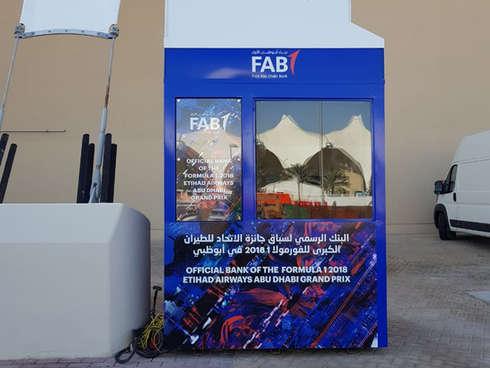 Outdoor ATM Enclosures