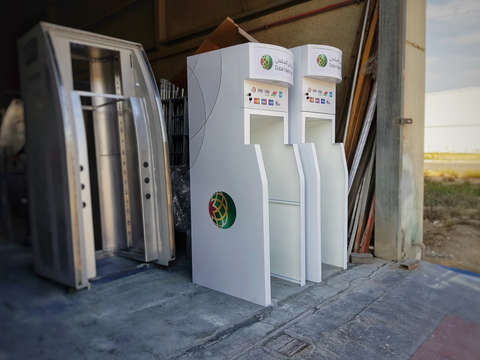 Outdoor ATM Enclosures