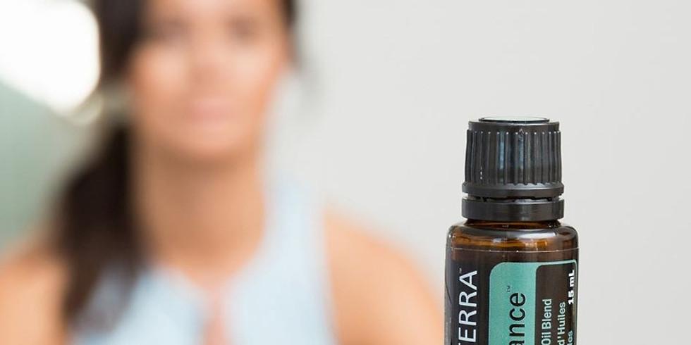 Spécial Gestion du stress - La base des huiles essentielles