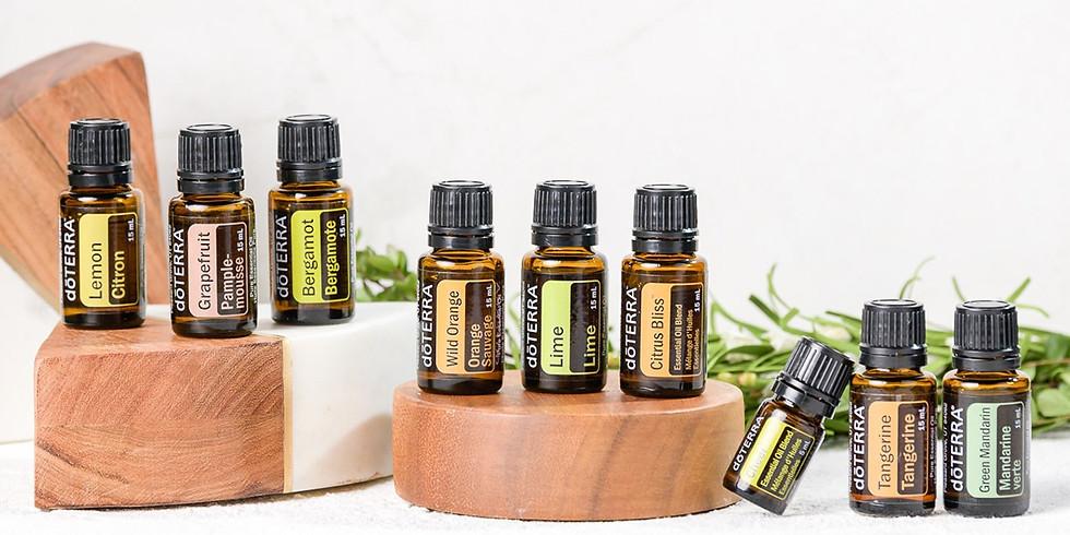 Introduction aux huiles essentielles