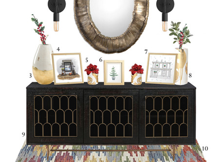 2018 Holiday Gift Guide: Decorate with Ease this year!