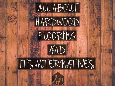 Hardwood Flooring & Alternative Options