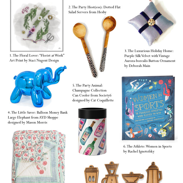 2019 Holiday Gift Guide Blog Post