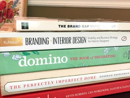Inspiring Books for Design Entrepreneurs
